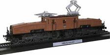 SBB Krokodil - Locomotives of the World( Autorail) 1/87