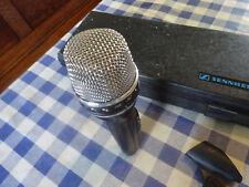 Sennheiser MD341, Profi-Power. Classic Dynamic Vocal Microphone.