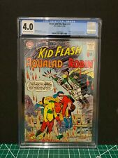 BRAVE AND THE BOLD #54 (1964)   CGC 4.0   FIRST APPEARANCE OF THE TEEN TITANS
