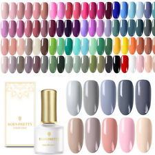 BORN PRETTY 6ml Nail Art Vernis à Ongles Semi-permanent UV Gels Polish Manucure