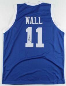 John Wall Signed Jersey (JSA COA)Kentucky Wildcats