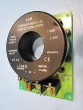 Allen-Bradley/LEM LC 1000-S/SP9 Ratio Power Supply Current Ratio 1:5000 A-B 24V