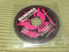 RAMONES SPANISH CD SINGLE SPAIN PROMO ANTHOLOGY RADIO SAMPLER PUNK SHEENA