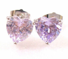 Butterfly Cubic Zirconia Heart Simulated Costume Earrings