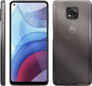 NEW Motorola Moto G Power (2021) - 64GB - Flash Gray (Cricket only) 4GB 4k
