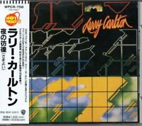 Larry Carlton Self Titled JAPAN CD with OBI WPCR-758