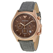 Emporio Armani  Chronograph Mens Watch AR1976