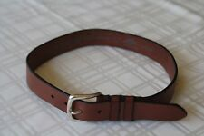 Dockers Mens Big Boys Belt,Brown,Small/22-24 Inches