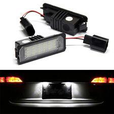 LIGHTS LIGHTING PLATE WHITE LED XENON PORSCHE 911 997 2004-2011 CARRERA S 3.8