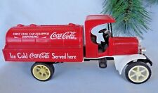 Coca Cola First Tank Car Equipped Dispensing Bank 1925 Kenworth ERTL Key 1435