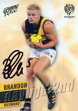 ✺Signed✺ 2013 RICHMOND TIGERS AFL Card BRANDON ELLIS