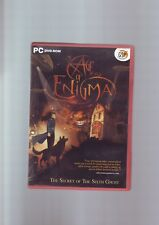 AGE OF ENIGMA : THE SECRET OF THE SIXTH GHOST - ADVENTURE PUZZLE PC GAME - VGC