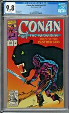 Conan the Barbarian #262 CGC 9.8 White Pages ONLY 4 GRADED 9.8