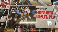 BANDAI BRAND NEW NIB 1/60 PERFECT GRADE PG GP01/FB GUNDAM [CAN SHIP USA]
