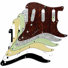 Stratocaster 8-Hole Scratchplate Pickguard SSS to fit Fender USA/MEX