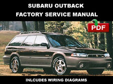s l225 subaru outback service manual ebay 1998 Subaru Legacy Wiring-Diagram at bayanpartner.co