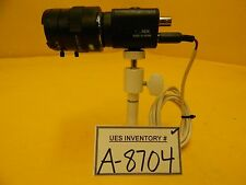 Watec LCL-903K CCD Camera with Kowa 3.5-10.5mm Lens Used Working