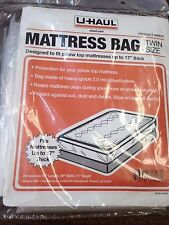 "Twin sized mattress bag for Pillow Top up to 17"" thick Heavy Grade Fast Shipping"