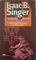 Satana a Goray  di Isaac B. Singer,  1979,  Bompiani - ER