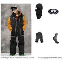 Unbranded Men's Skiing & Snowboarding Jackets