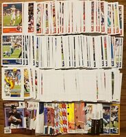 NEW! YOU PICK 5 2019 Score Football Complete Your Set Base Rookie Insert Cards