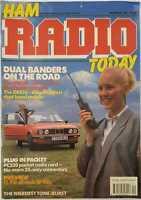 HAM Radio Today, December 1989