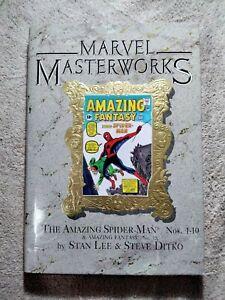 Marvel Masterworks The Amazing Spiderman # 1 HC