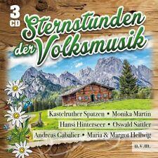 Sternstunden der Volksmusik 3CDs NEU OVP
