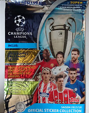 TOPPS - UEFA CHAMPIONS LEAGUE 2017/18 - STARTER PACK EDITION FRANCE