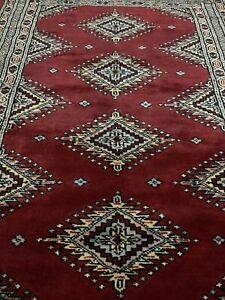 tappeto persiano 120x76 lana kashmir made in Pakistan