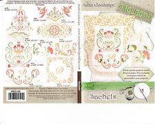 Anita Goodesign Sachets Embroidery Machine Design CD