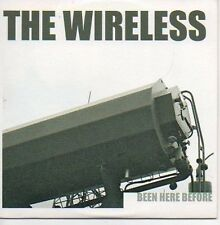 (N721) The Wireless, Been Here Before - DJ CD