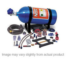 New listing Nitrous Oxide Injection System Kit-Carbureted Plate Kit W/O bottle Nos 02102Nos