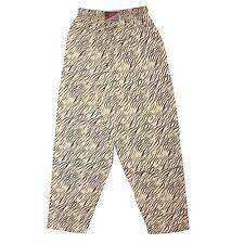 100% COTONE Baggie Gym Body Building Allenamento Yoga Sport Pants Pantaloni