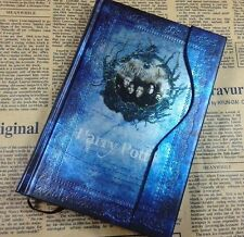 New Version Vintage Harry Potter diary travel notebook antique look BLUE
