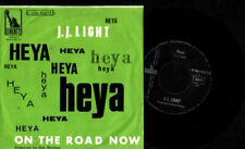 J..J. LIGHT pic sleeve 45 HEYA On The Road Now Belgium