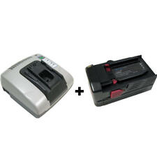 Angebot im Set: Ladegerät mit USB + AKKU 36V 4500mAh für Hilti B36 TE6A TE7A