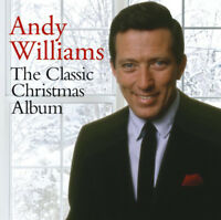Andy Williams : The Classic Christmas Album CD (2013) ***NEW*** Amazing Value
