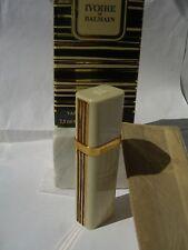IVOIRE BALMAIN PARFUM 7,5 ml spray SELTENE ORIGINAL VINTAGE