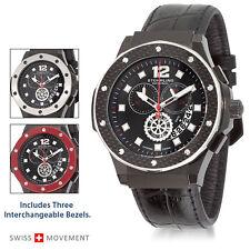 New Stuhrling Original 160F.332T51 Apocalypse Trifecta Watch