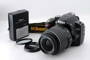 [MINT++ 1359 Shot] Nikon D3200  + 18-55mm VR Lens Digital SLR Camera From Japan
