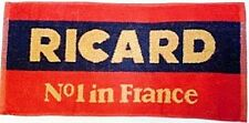 Ricard Cotton Bar Towel 485mm x 250mm  (pp)