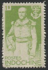 INDOCHINE  N°273** Amiral Léonard Charner,1943-1945, French Indo China MNH NGAI