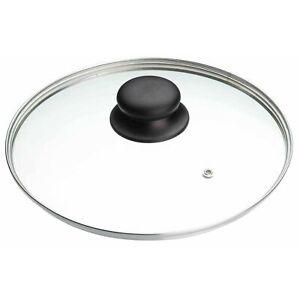 "Master Class Tempered Glass Saucepan Lid, 28 cm (11"")"