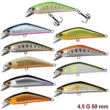 Smith D-Contact 50 4.5 g, 50 mm various colors trout sinking minnow
