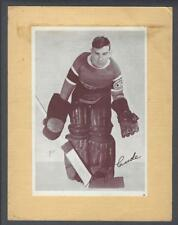 1935-40 Crown Brand Montreal Canadiens Hockey Photos #59 Wilfred Cude