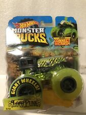 NEW Hot Wheels Monster Trucks Sick Stuff - Loco Punk - Connect and Crash Rare!