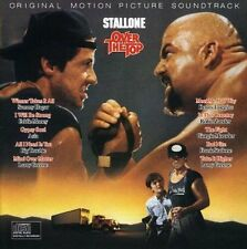 OVER THE TOP : ORIGINAL MOTION PICTURE SOUNDTRACK  (CD) Sealed