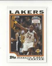 2004 National Trading Card Day #T9 Shaquille O'Neal Lakers