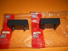 PAIR OF ENGINE MOUNTINGS MORRIS OXFORD AUSTIN CAMBRIDGE A60 EM 443
